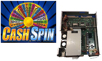 Cash Spin Video Card