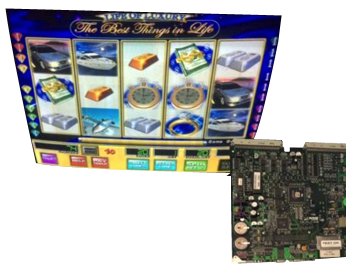 Williams NXT Luxury Casino Machine Cpus
