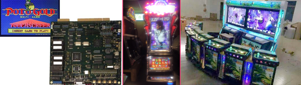 Used Gaming Machines For Sale